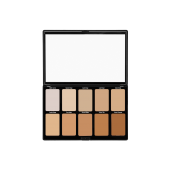 Cream Foundation Palette