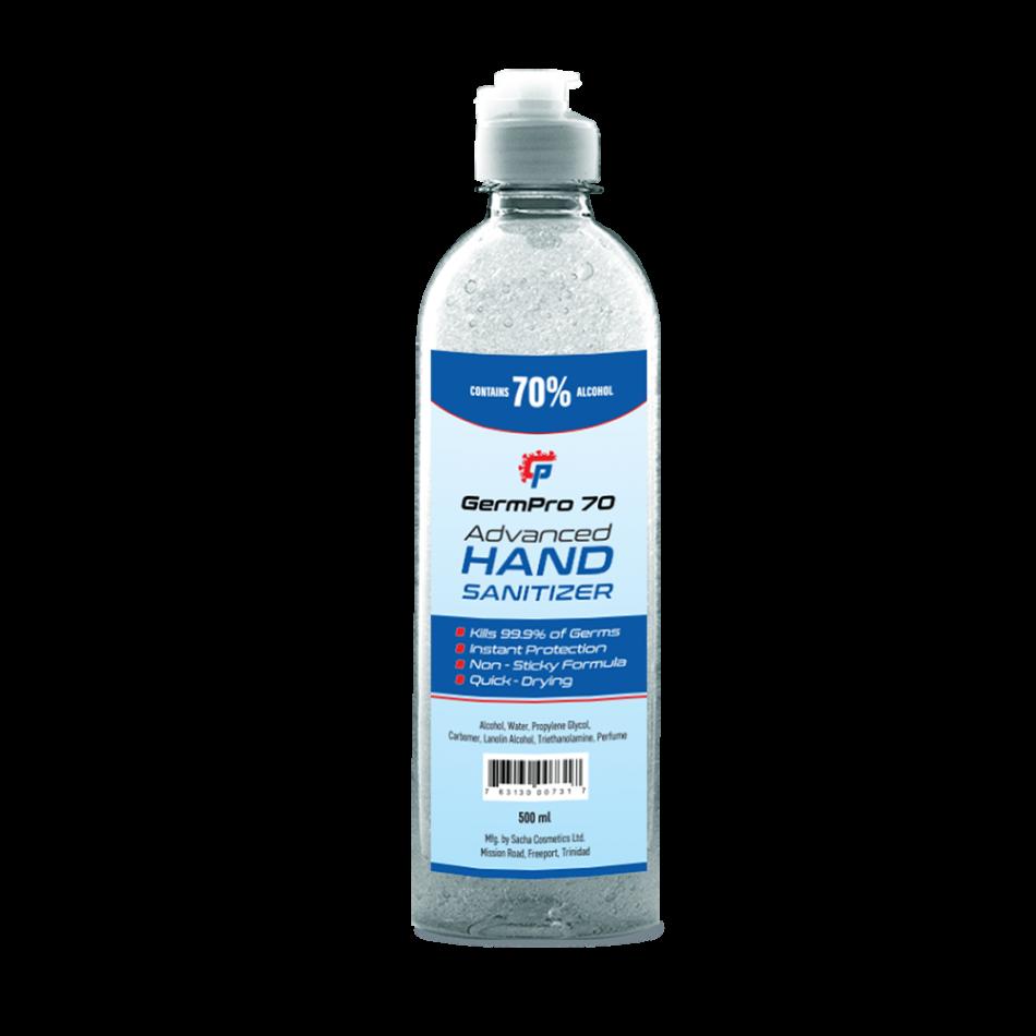 Germ Pro 70 Hand Sanitizer 500ml